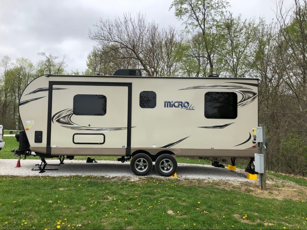 Level Your Travel Trailer in 5 Simple Steps - Midwest Bliss